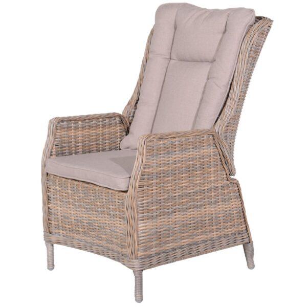 Osborne verstelbare fauteuil - Havanna sand