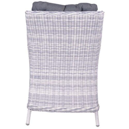 Osborne dining fauteuil - Cloudy grey