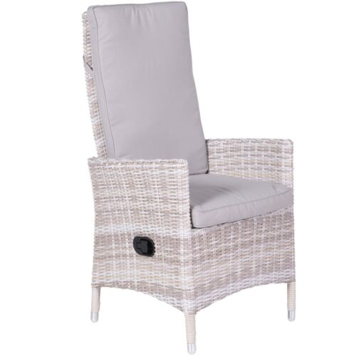Garden Impressions Cuba verstelbare fauteuil - Passion Willow