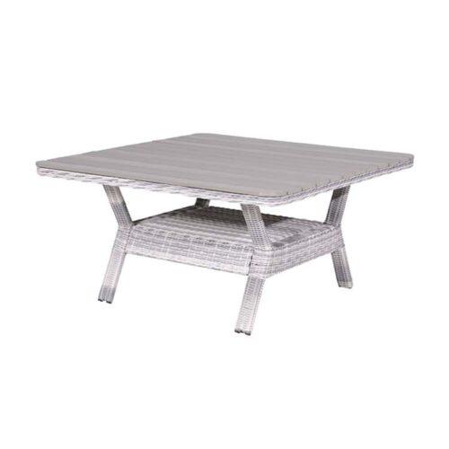 Milwaukee tafel 115x115 Cloudy grey