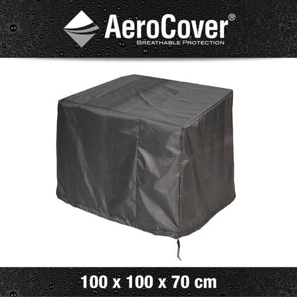 Loungestoel hoes Antraciet Aerocover