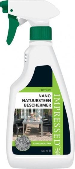 Teak Care Nano natuursteen beschermer 500 ML