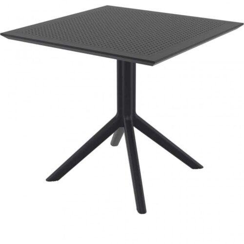Sky tafel 70x70 cm antraciet