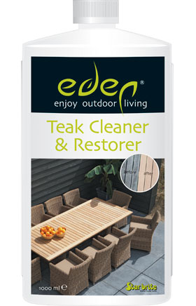 Eden teak cleaner 1 1000 ML